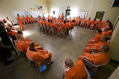 """70% of American Prisoners have a substance abuse issue, yet our policy is to """"throw them back in jail."""" What is being done about it?"""