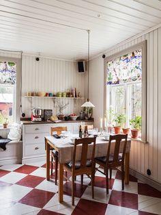 Christofers och Karins hus Made In Persbo