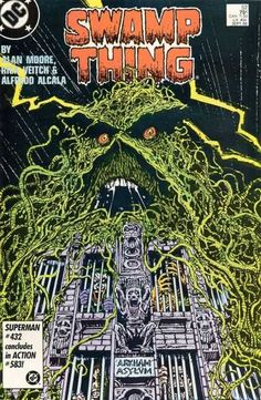 """Swamp Thing #52 contains my favorite comic quote of all time.   """"Fools, if nature were to shrug... or raise an eyebrow... then you should all be gone..."""".   No one is going to live forever. Eat all the healthy food you want, look both ways before you cross the street, always check your rear view mirrors, and avoid walking under a ladder....but spend your life living. You aren't guaranteed a tomorrow."""