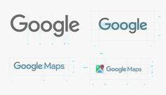 Retícula logotip Google