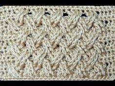 Watch This Video Beauteous Finished Make Crochet Look Like Knitting (the Waistcoat Stitch) Ideas. Amazing Make Crochet Look Like Knitting (the Waistcoat Stitch) Ideas. Crochet Geek, Crochet Motifs, Crochet Stitches Patterns, Tunisian Crochet, Crochet Chart, Crochet Designs, Knitting Stitches, Stitch Patterns, Knit Crochet