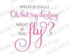 Image result for svg file what if i fall oh my darling what if you fly