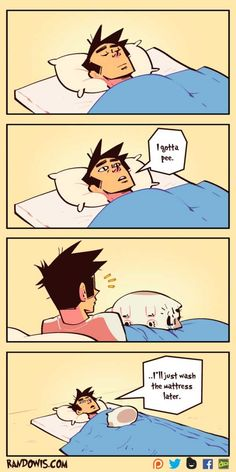 Some comics are so random that they become hilarious because of that. And that's exactly the case with RandoWis comics. The man behind the comics is Rando from Singapore. 9gag Funny, Funny Laugh, Stupid Funny Memes, Funny Art, Funny Fails, Hilarious, Randowis Comics, Funny Cartoons, Funny Comics