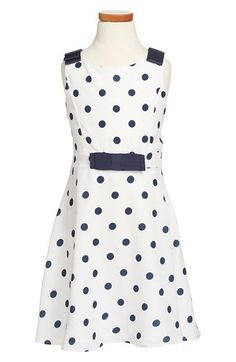 Laundry by Shelli Segal 'Sasha' Sleeveless Dress (Big Girls) available at #Nordstrom