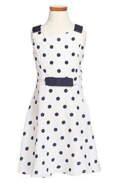 Laundry by Shelli Segal 'Sasha' Sleeveless Dress (Big Girls) available at #Nordstrom
