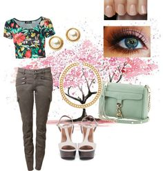 """""""Untitled #5"""" by chinkyy on Polyvore"""