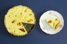 Torta Três Queijos