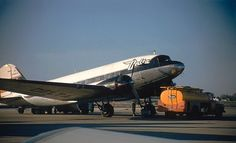 Delta Air Lines DC-3 N88854 1956 | Flickr - Photo Sharing!
