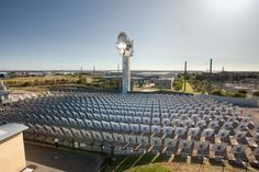 """The CSIRO has claimed a world record for the highest temperatures ever recorded using solar energy to generate """"supercritical"""" steam at its solar thermal test plant in Newcastle, Australia. This achievement  is touted as a breakthrough for solar energy production."""