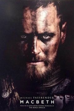Poster for MACBETH (Justin Kurzel, UK, 2015) #Cannes2015