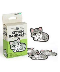 Kitten Bandage