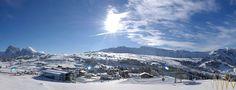 Winterparadies - Alpina Dolomites - Gardena Health Lodge & SPA - Hotel Seiser Alm - Dolomiten