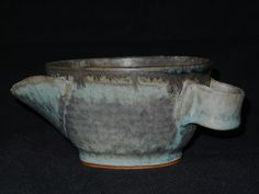 Soup mug with a cracker compartment