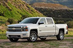 Chevrolet Silverado High Country (2015)