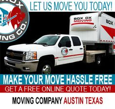 Moving services require a well-planned work flow to make the move easy-going and hassle free. We offer personalized services for local and long distance moves to all our clients in Austin and surrounding areas. Providing 100% satisfactory is our goal and we take our initiatives to fulfill that commitment. We offer minimum rates for our moving services as compared to other local moving companies.