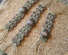 Macrame-my first craft-these are amazing