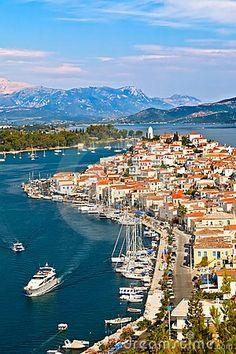 Poros island, Greece (only 31 nautical miles south from Piraeus )