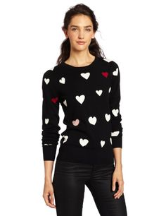 Heart Knit Sweater from French Connection.