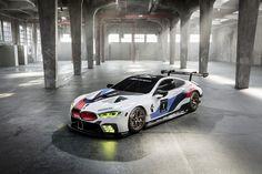 Estés listo o no aquí llegan los 500 CV del BMW M8 GTE el deportivo más radical de BMW