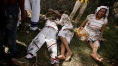 Oromia: Deadly stampede at Ethiopia festival - BBC News