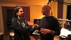 MB Gordy w/ composer Bear McCreary   Finding the right sound    Da Vinci's Demons - Percussion   Black Swamp Percussion