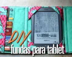 DIY Fundas para tablet                                                                                                                                                                                 Más