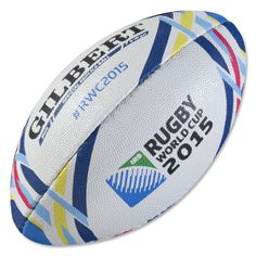 Gilbert Rugby World Cup 2015 Mini Ball Irish Rugby, Rugby Sport, Cup Crafts, Rugby World Cup, Football, Mini, Sports, Board Ideas, Hockey