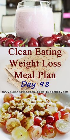 Enjoy clean eating weight loss meal plan day 98! #cleaneatingdiet #weightlosshelp