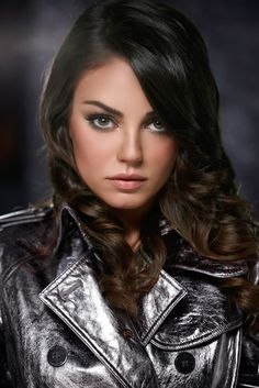 Mila Kunis by Andrew Southam for Genlux Magazine 2009