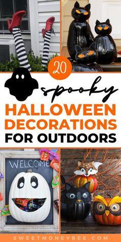 Samhain Halloween, Halloween Stuff, Holidays Halloween, Halloween Pumpkins, Halloween Crafts, Halloween Ideas, Halloween Party, Fall Crafts, Holiday Crafts