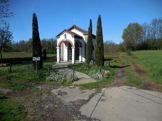 Madonnina fra i boschi di Lomazzo