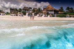 Beach on the Riviera Maya, Mexico – The cost for a housekeeper or maid in Mexico for more or less a daily basis would be around US $350 monthly, for somebody who would go in in the morning and be there half a day, every day, from 9AM to 3PM; 6 hours, more or less.