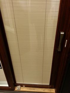 Pella Blinds in the GlassPella Venetian White Full View Tempered Glass Blinds Between the  . Full View Exterior Door With Blinds. Home Design Ideas