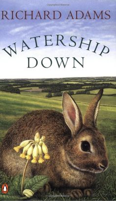 Watership Down by Richard Adams --- Set in England, this story has plenty of adventure to go around! What is your favorite book about animals? --- Since 1951, the Humane Society of Fremont County has provided loving care for the animals of Colorado. http://www.canoncityhumanesociety.org/