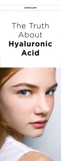 The crazy truth about hyaluronic acid
