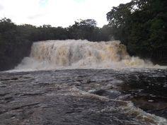Cachoeira de Iracema - Presidente Figueiredo - Amazonas.