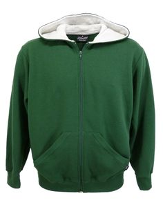 Forest green hoodie.   Full zip style, made to order in Nottingham, England. http://www.josery.com/collections/mens-hoodie/products/j801-mens-forest-green-zip-hoodie