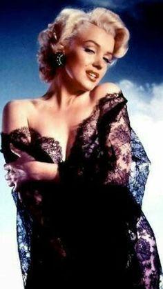 Marilyn by Ernest Bachrach;1952