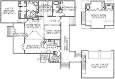 Coastal Home Plans - Cat Island Retreat