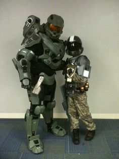 Halo: Reach Cosplay