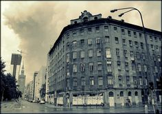 Warsaw #townhouse #kamienica