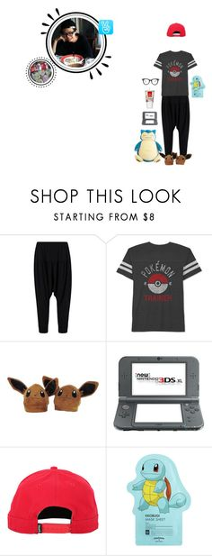 """ν ℓινє ωιтн му ∂σуσυиgιє"" by choi-siyoung ❤ liked on Polyvore featuring Shin Choi, JEM, Old Navy, Nintendo, Tony Moly, Over All MasterCloth (OAMC), men's fashion and menswear"