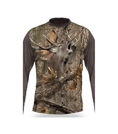 Hunting Clothing with Unique ShirtsCamouflage technology with 3d T Shirts, Hunting Clothes, Long Sleeve Shirts, Sleeves, Collection, Tops, Women, Fashion, Moda