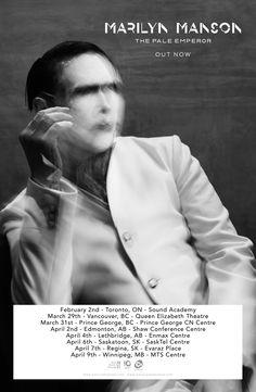 Genre: Alternative Rock / Hard Rock / Blues Rock Released: January 2015 Is the ninth studio album by American rock band Marilyn Manson. It was released o. Marilyn Manson, Rap Metal, Metal News, Alternative Metal, Blues Rock, Hard Rock, Rock Bands, Cool Album Covers, Pochette Album
