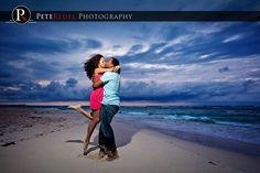 amazing photo shoot with a fun couple in the Dominican Republic