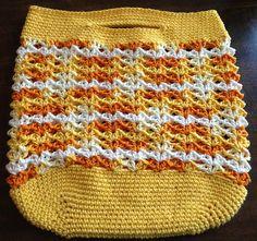 Ravelry: Shell-Shopped Bag pattern by The Yarn Bin