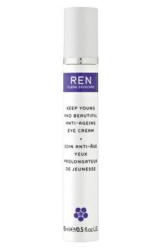 SPACE.NK.apothecary REN Keep Young & Beautiful Anti-Ageing Eye Cream