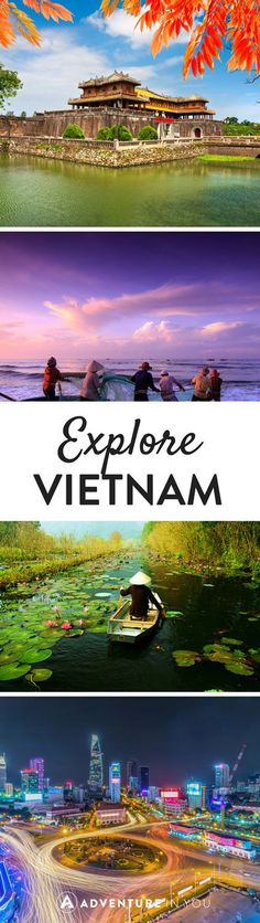 Explore Vietnam and see what's there to see and do in this beautiful country through these photos.