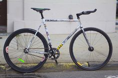 The Bikes Of Premium Rush, Courtesy of Affinity Cycles and Parlee...