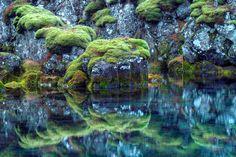 Þingvellir, Iceland Reflections by Kim Cannon on 500px